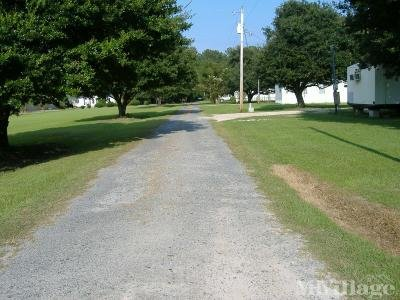Mobile Home Park in Georgetown SC