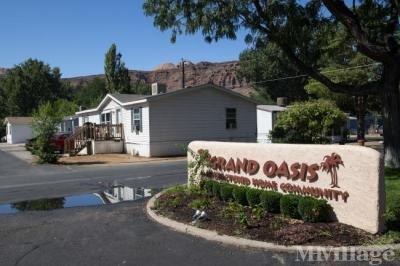 Mobile Home Park in Moab UT