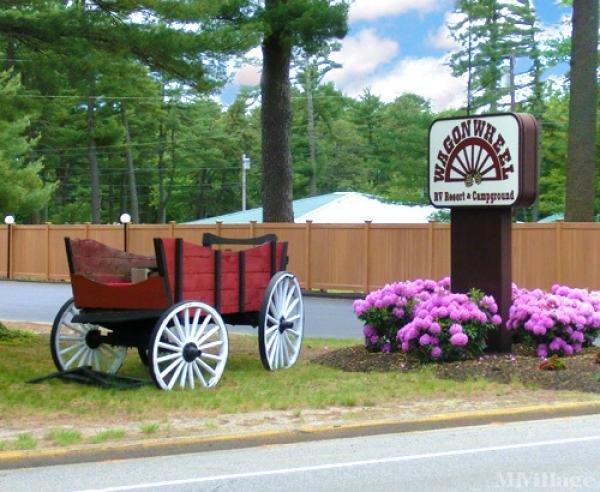 Photo of Wagon Wheel RV Resort, Old Orchard Beach ME