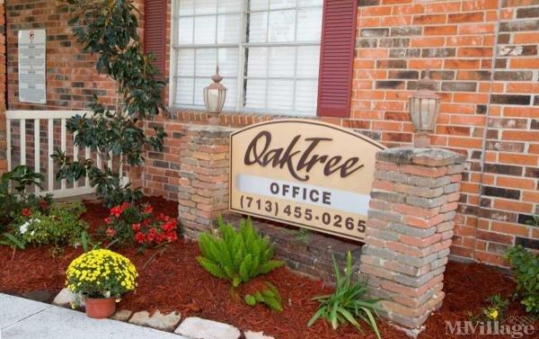 Photo of Oaktree Mobile Home Estates, Houston TX