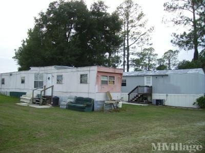 Mobile Home Park in Jasper FL