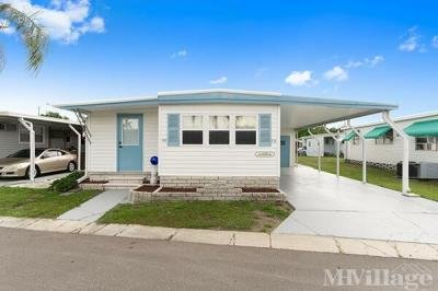 Mobile Home Park in Pinellas Park FL