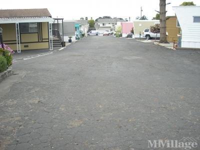 Mobile Home Park in Oceano CA