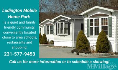 Mobile Home Park in Ludington MI