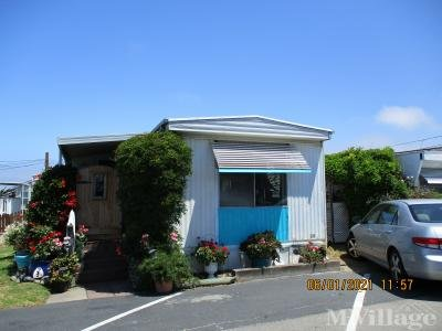 Mobile Home Park in Seaside CA
