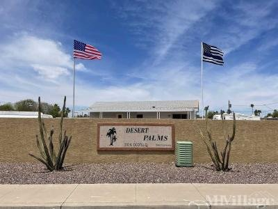 Mobile Home Park in Apache Junction AZ