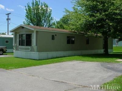 Mobile Home Park in Iowa City IA