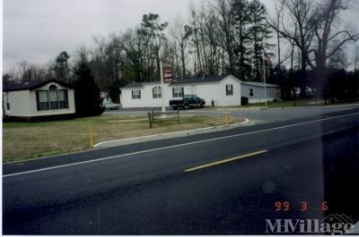 Mobile Home Park in Preston MD