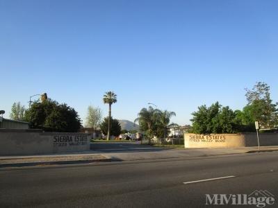 Mobile Home Park in Fontana CA