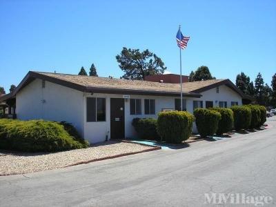 Mobile Home Park in San Luis Obispo CA