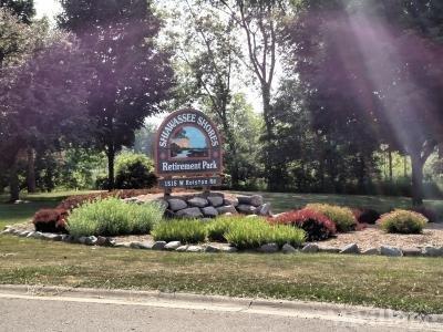Mobile Home Park in Linden MI