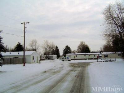 Mobile Home Park in Plainwell MI
