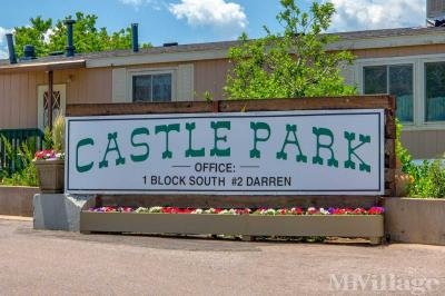 Mobile Home Park in Castle Rock CO