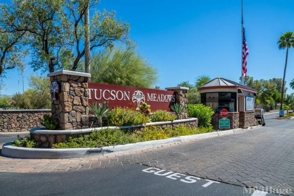Photo of Tucson Meadows Mobile Home Park, Tucson AZ