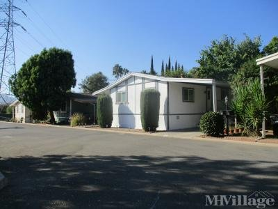 Mobile Home Park in Sylmar CA