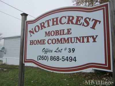 Mobile Home Park in Butler IN