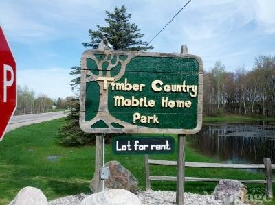 Mobile Home Park in Elwell MI