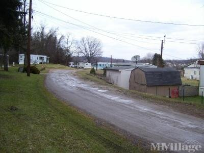 Mobile Home Park in Perryopolis PA