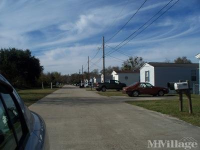 Mobile Home Park in Belle Chasse LA