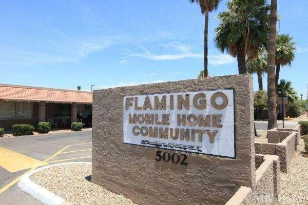 Photo of Flamingo Mobile Home Park, Glendale, AZ