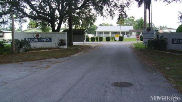 Photo of Marion Pines Mobile Home Park, Ocala, FL