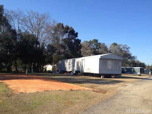 Pine Haven Mobile Home Park Mobile Home Park in Eight Mile, AL