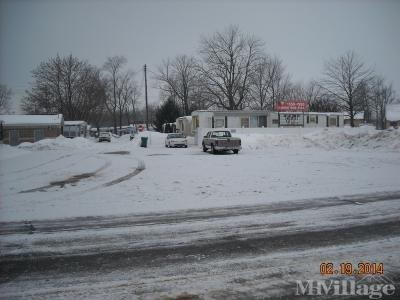 Mobile Home Park in Shelbyville MI