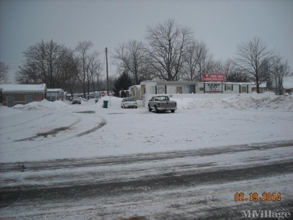 Circle Inn Mobile Park Mobile Home Park in Shelbyville, MI