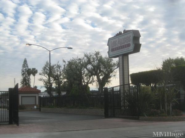 Photo of Los Alisos Home Estates, Westminster, CA
