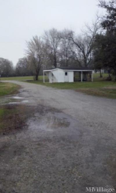 Mobile Home Park in Marksville LA