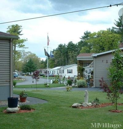 Mobile Home Park in Carver MA