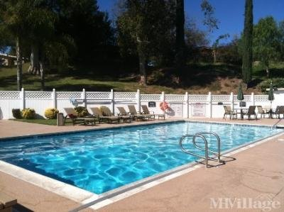 Mobile Home Park in Temecula CA