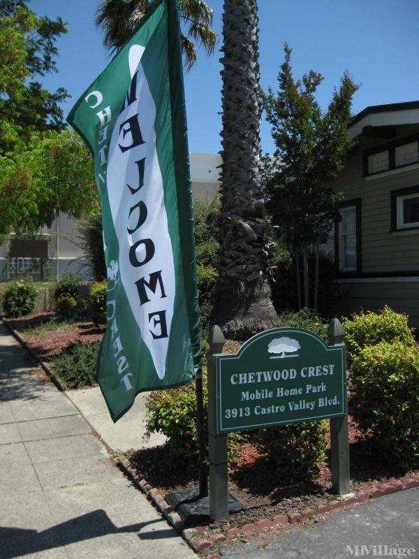 Photo of Chetwood Crest Mobile Home Park, Castro Valley, CA