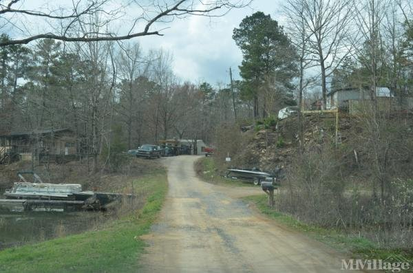 Whites Camp Mobile Home Park in Shelby, AL