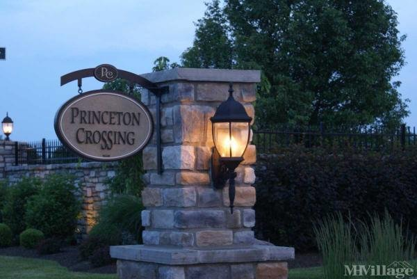 Princeton Crossing Mobile Home Park in West Chester, OH