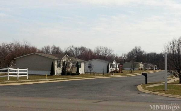 Northwoods Manufactured Home Community Mobile Home Park in Marion, OH