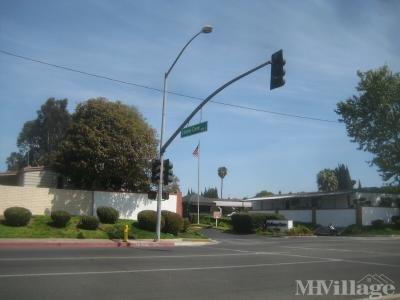 Mobile Home Park in Carson CA