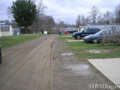 Mobile Home Park in West Springfield PA