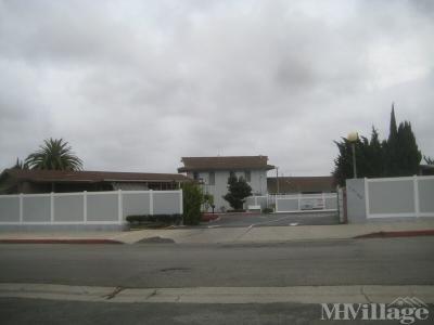 Mobile Home Park in Gardena CA