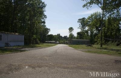 Mobile Home Park in Vicksburg MS