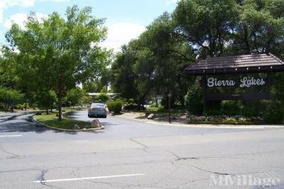 Mobile Home Park in Rocklin CA