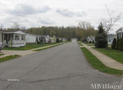 Mobile Home Park in Akron NY