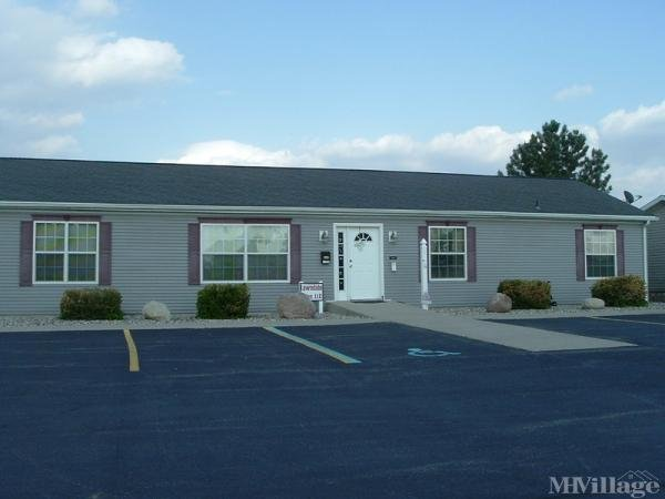 Lawndale Mobile Plaza, Inc Mobile Home Park in Weston, OH