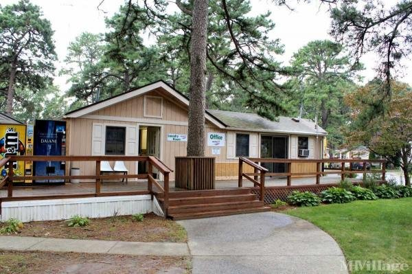 Shady Pines MH & RV Resort Mobile Home Park in Galloway Township, NJ