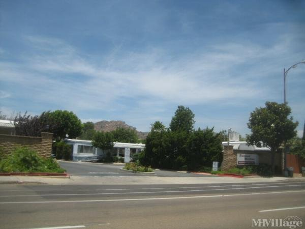 Photo of Eastwood Meadows Mobile Home Community, Escondido, CA