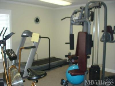Clubhouse Weight Room