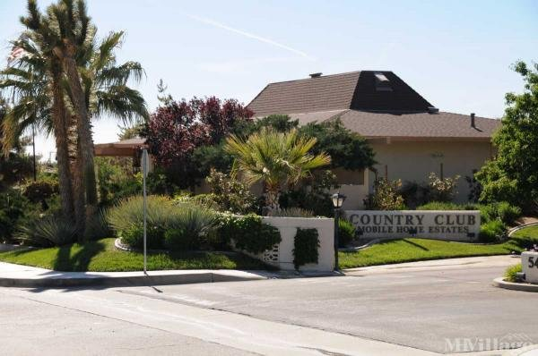 Photo of Country Club Mobile Home Estates, Yucca Valley, CA