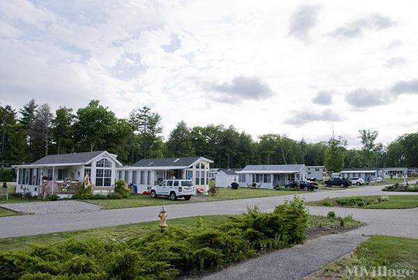 Meadowledge Resort Mobile Home Park in Wells, ME