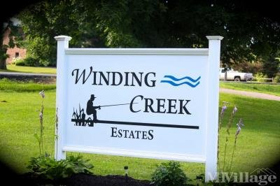 Welcome to Winding Creek Estates