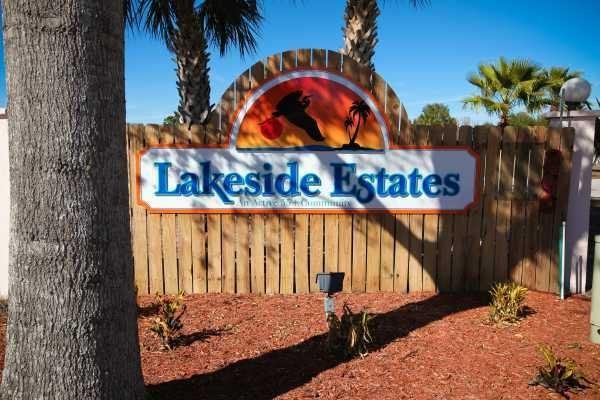 Lakeside Estates Mobile Home Dealer in Umatilla, FL